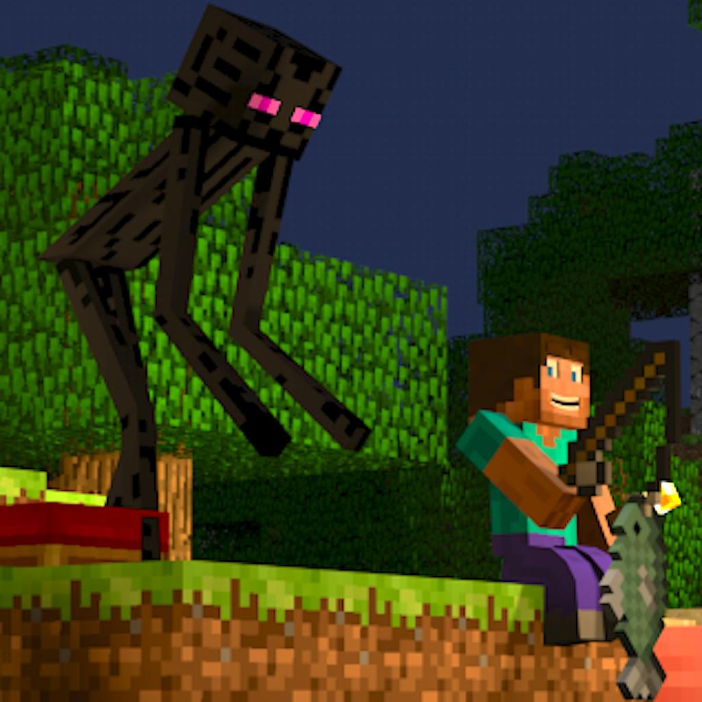 Minecraft Spielen Deutsch Enderman Skin Fr Minecraft Pe Bild - Minecraft enderman spiele